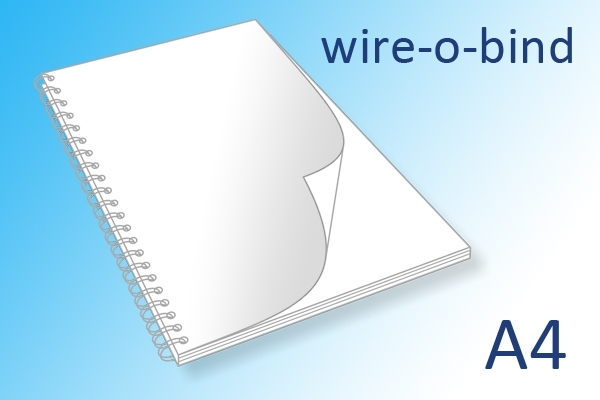 A4 wire-o-bind