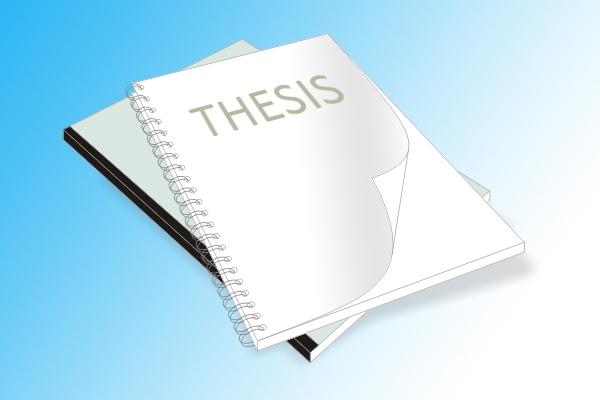 Scriptie of thesis printen en binden | Imago Prints Utrecht
