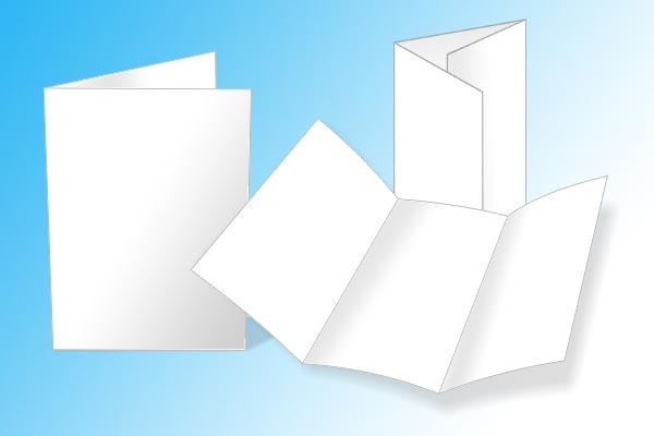 A4 of A3 folders kleur of zwart-wit | Imago Prints Utrecht