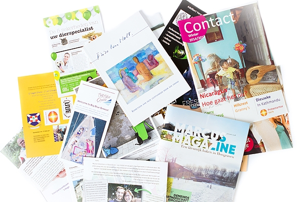 Offset drukwerk in grote oplage | Imago Prints Utrecht