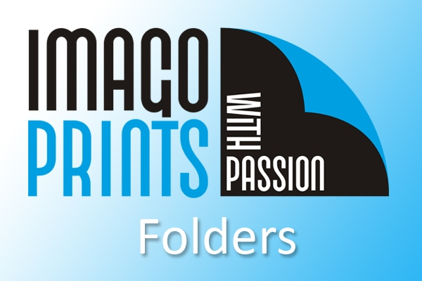 A4 folders offset drukwerk | Imago Prints Utrecht