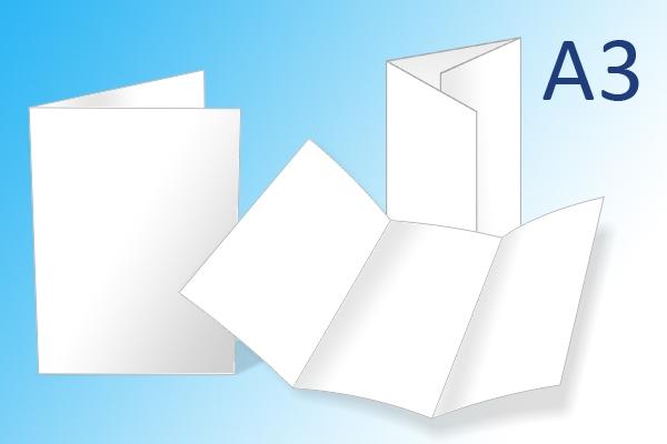 A3 folders kleur of zwart-wit | Imago Prints Utrecht
